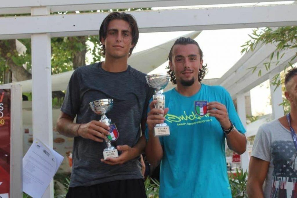 Giulio Marraccini e Alessandro Lupo